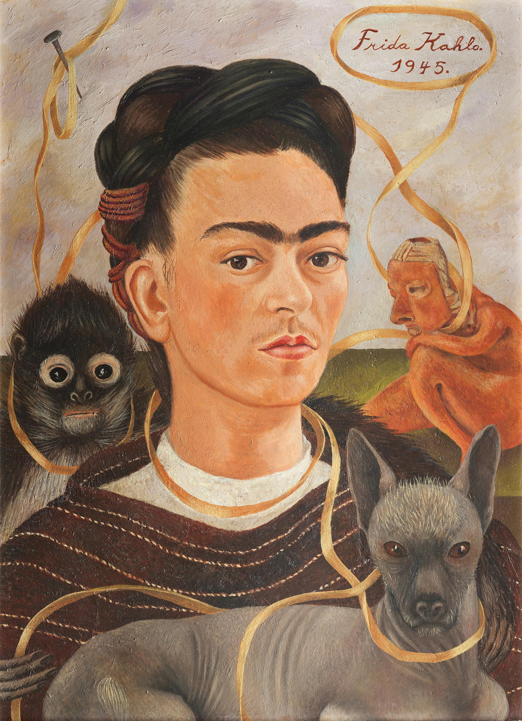Frida Kahlo Drents Museum Assen - exhibitions in The Netherlands 2020